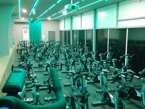 Sala Cycling Indoor
