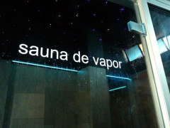 Sauna de Vapor