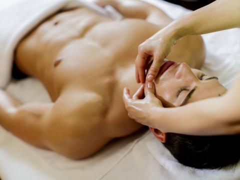 Massatge crani-facial