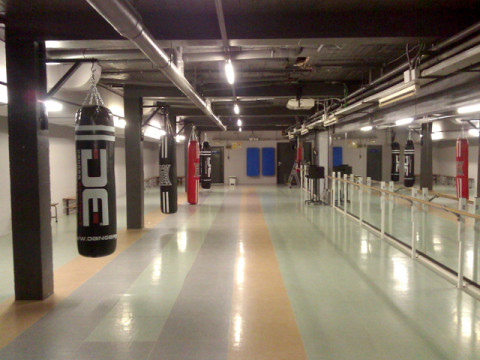 Sala subterrània