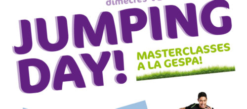 JUMPING DAY!