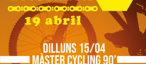 MÀSTER CYCLING!