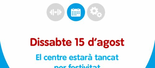 15 d'agost!